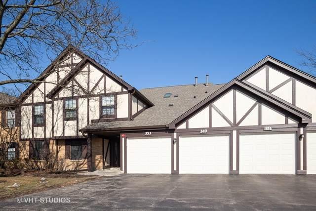 351 Elizabeth Drive B, Wood Dale, IL 60191 (MLS #10645855) :: BN Homes Group