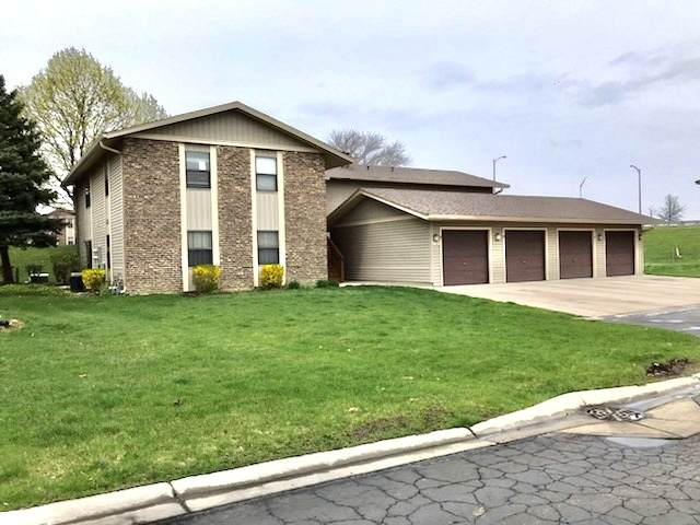 1325 Gifford Court 9A, Hanover Park, IL 60133 (MLS #11048587) :: Littlefield Group