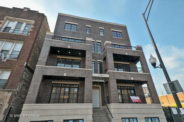 2341 W Roscoe Street 3E, Chicago, IL 60618 (MLS #09875020) :: Domain Realty