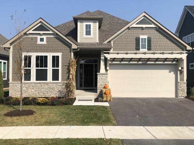 1091 Ironwood Court, Glenview, IL 60025 (MLS #10674968) :: Littlefield Group