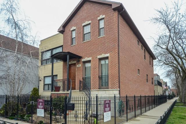 3101 N Hoyne Avenue, Chicago, IL 60618 (MLS #09923825) :: Touchstone Group