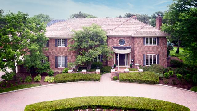 535 Princeton Road, Hinsdale, IL 60521 (MLS #10004619) :: The Wexler Group at Keller Williams Preferred Realty