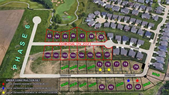 Lot 75 Winding Way, Bloomington, IL 61705 (MLS #10248167) :: John Lyons Real Estate