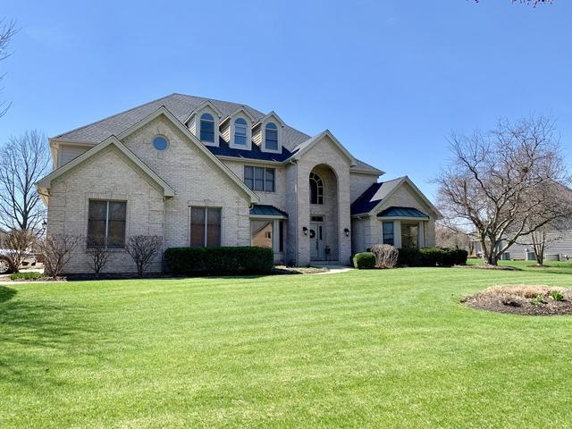 10538 Royal Porthcawl Drive, Naperville, IL 60564 (MLS #10302537) :: Helen Oliveri Real Estate