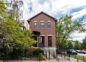 3101 N Hoyne Avenue, Chicago, IL 60618 (MLS #09923825) :: Leigh Marcus | @properties