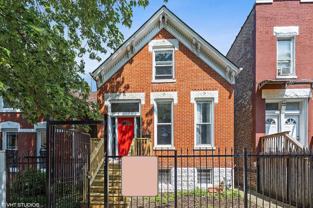 847 N Francisco Avenue, Chicago, IL 60622 (MLS #10443162) :: Berkshire Hathaway HomeServices Snyder Real Estate