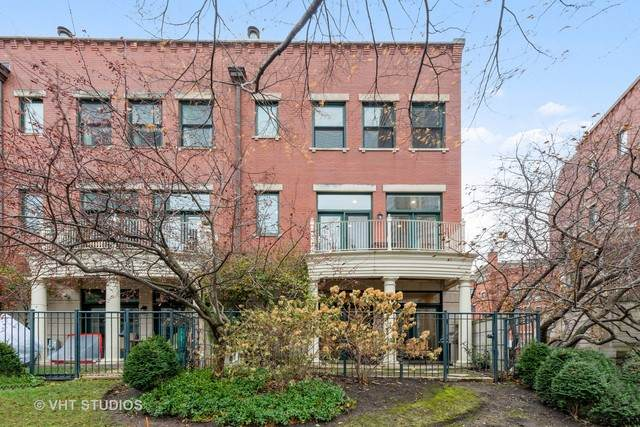 453 N Canal Street, Chicago, IL 60654 (MLS #10649170) :: John Lyons Real Estate