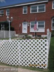 5107 Wasena Avenue, Baltimore, MD 21225 (#AA8689773) :: Pearson Smith Realty