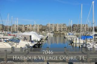 7046 Harbour Village Court T1, Annapolis, MD 21403 (#AA9857104) :: LoCoMusings