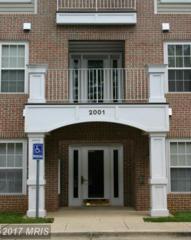2001 Warners Terrace N #101, Annapolis, MD 21401 (#AA9865832) :: LoCoMusings