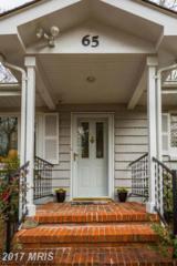 65 Farragut Road, Annapolis, MD 21403 (#AA9867307) :: LoCoMusings