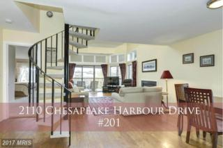 2110 Chesapeake Harbour Drive E #201, Annapolis, MD 21403 (#AA9875533) :: LoCoMusings