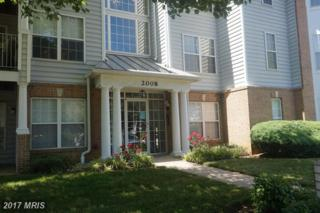 2008 Peggy Stewart Way #301, Annapolis, MD 21401 (#AA9892267) :: Pearson Smith Realty