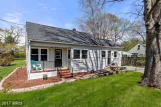1950 Fairfax Road, Annapolis, MD 21401 (#AA9909559) :: LoCoMusings