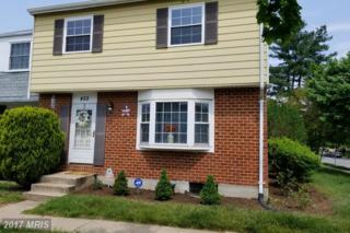 452 Long Towne Court, Glen Burnie, MD 21061 (#AA9933227) :: Pearson Smith Realty
