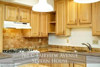 761 Fairview Avenue C, Annapolis, MD 21403 (#AA9939354) :: Pearson Smith Realty