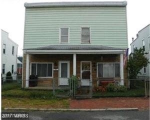 315 Arch Street, Cumberland, MD 21502 (#AL9953067) :: Keller Williams Pat Hiban Real Estate Group