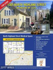 1307 Highland Street, Arlington, VA 22201 (#AR9851760) :: LoCoMusings