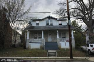 508 N. Highland Street, Arlington, VA 22201 (#AR9884899) :: LoCoMusings