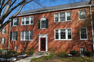 1913 Rhodes Street #16, Arlington, VA 22201 (#AR9891231) :: LoCoMusings