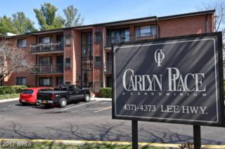 4371 Lee Highway #303, Arlington, VA 22207 (#AR9899889) :: Robyn Burdett Real Estate Group