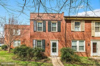 1201 Barton Street #143, Arlington, VA 22204 (#AR9901658) :: Robyn Burdett Real Estate Group