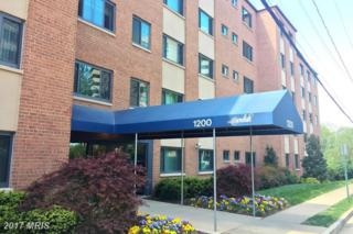 1200 Arlington Ridge Road S #203, Arlington, VA 22202 (#AR9923820) :: The Belt Team