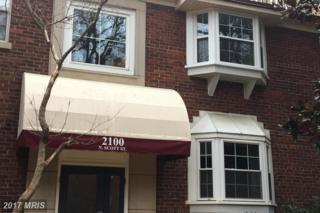 2100 Scott Street #106, Arlington, VA 22209 (#AR9940590) :: Pearson Smith Realty