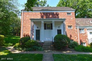 3576 Martha Custis Drive #305, Alexandria, VA 22302 (#AX9870669) :: Pearson Smith Realty