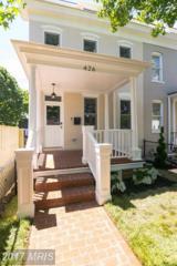 426 Fayette Street, Alexandria, VA 22314 (#AX9904285) :: Pearson Smith Realty
