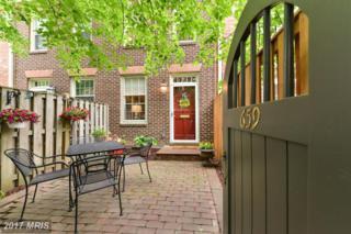 659 Columbus Street S, Alexandria, VA 22314 (#AX9926989) :: Pearson Smith Realty