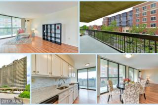 400 Madison Street #303, Alexandria, VA 22314 (#AX9937555) :: Pearson Smith Realty