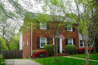 616 Melrose Street, Alexandria, VA 22302 (#AX9945108) :: Pearson Smith Realty