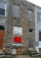 433 27TH Street, Baltimore, MD 21218 (#BA9010685) :: Pearson Smith Realty