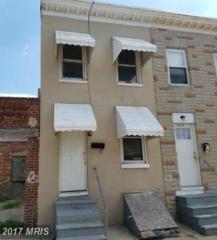 1215 Spring Street, Baltimore, MD 21213 (#BA9751646) :: Pearson Smith Realty