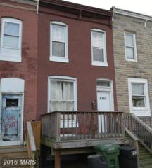 2325 Washington Boulevard, Baltimore, MD 21230 (#BA9808400) :: Pearson Smith Realty
