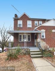 3311 Cedarhurst Road, Baltimore, MD 21214 (#BA9827532) :: Pearson Smith Realty