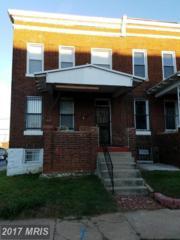 1031 Bentalou Street, Baltimore, MD 21216 (#BA9834467) :: LoCoMusings