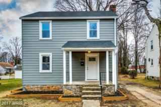 3702 Marmon Avenue, Baltimore, MD 21207 (#BA9836380) :: Pearson Smith Realty