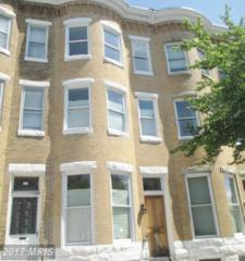 406 22ND Street, Baltimore, MD 21218 (#BA9836391) :: Pearson Smith Realty