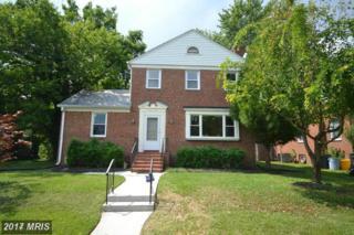 3836 Menlo Drive, Baltimore, MD 21215 (#BA9837221) :: Pearson Smith Realty