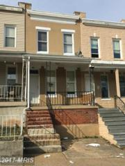 2314 Sidney Avenue, Baltimore, MD 21230 (#BA9837557) :: LoCoMusings