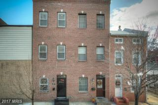 407 Chester Street S, Baltimore, MD 21231 (#BA9838632) :: Pearson Smith Realty