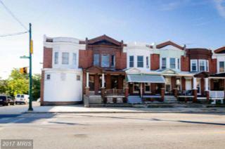 2303 Edmondson Avenue, Baltimore, MD 21223 (#BA9840940) :: Pearson Smith Realty