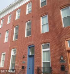 1239 Bond Street, Baltimore, MD 21213 (#BA9841011) :: Pearson Smith Realty