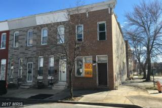 1401 Lanvale Street, Baltimore, MD 21213 (#BA9842920) :: Pearson Smith Realty