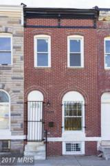2407 Eager Street E, Baltimore, MD 21205 (#BA9843100) :: Pearson Smith Realty