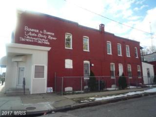 4000 Belvedere Avenue W, Baltimore, MD 21215 (#BA9844279) :: Pearson Smith Realty