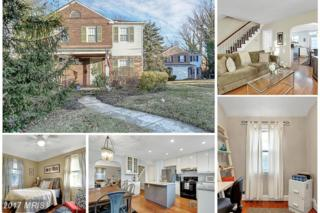 424 Homeland Avenue, Baltimore, MD 21212 (#BA9845369) :: Pearson Smith Realty