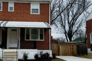 4714 Duncrest Avenue, Baltimore, MD 21206 (#BA9846007) :: LoCoMusings